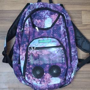 Galaxy Speaker Backpack